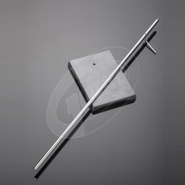 retoert stand cast iron