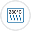 280° C