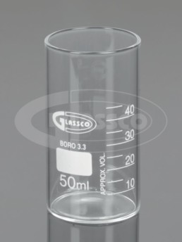 beaker tall form without spout