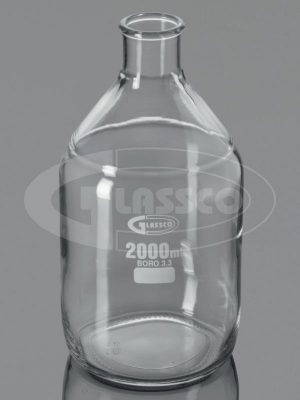 bottles tooled neck plain