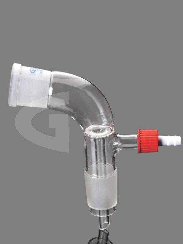 adapter receiver vacuum angled