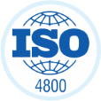 Complies with ISO 4800 Standards