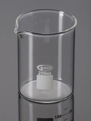 Beakers, Low Form, With Spout Q230.235.01
