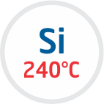 SI 240° C