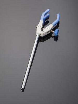 clamp retort