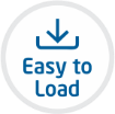 easy to load