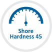 shore hardness 50-55A