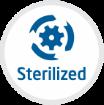 sterilized