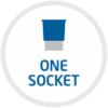 One Socket
