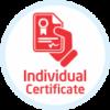 Individual calibration Certificate