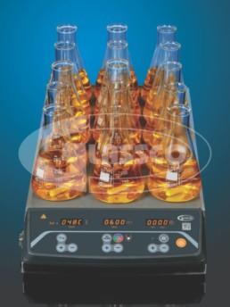 15-Position Digital Magnetic Stirrer