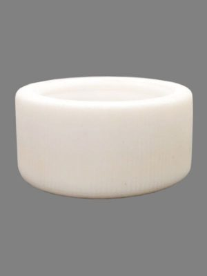 Teflon Pouring Ring for Bottle, White Colour 275.207.01