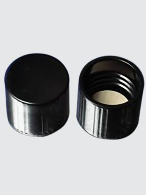Phenolic Caps, With Rubber Liner 23283.800C