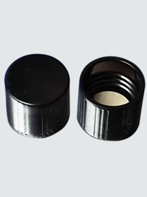 Phenolic Caps, With Rubber Liner 23283.800C