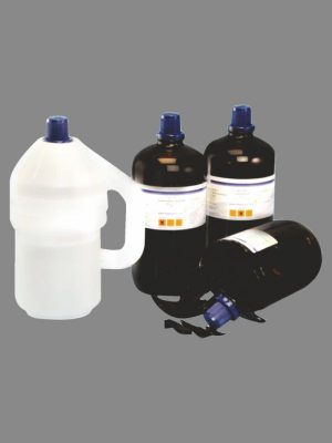 Safety Jar for Europeon 2.5 Ltr. Glass Bottle 215.202.01