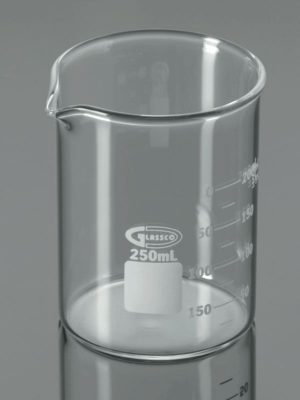 Beaker, Low Form, with Double Capacity Scale 229.402.02
