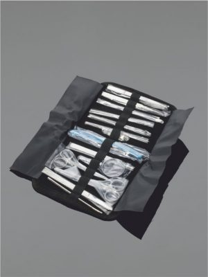 Dissecting Set, Velcro 536.303.02