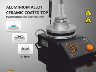 Aluminium Allow Ceramic Coated Top